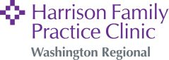 harrison family practice clinic logo