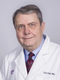 Ted Fish, MD, photo