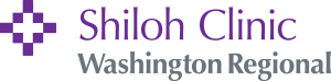 shiloh clinic washington regional logo