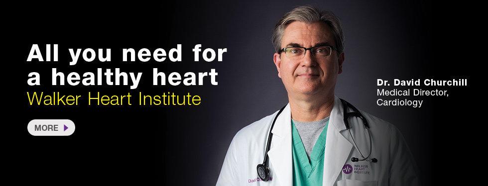 Walker Heart Institute | Willard Walker Heart Institute