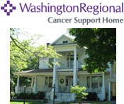 washington regional cancer support home