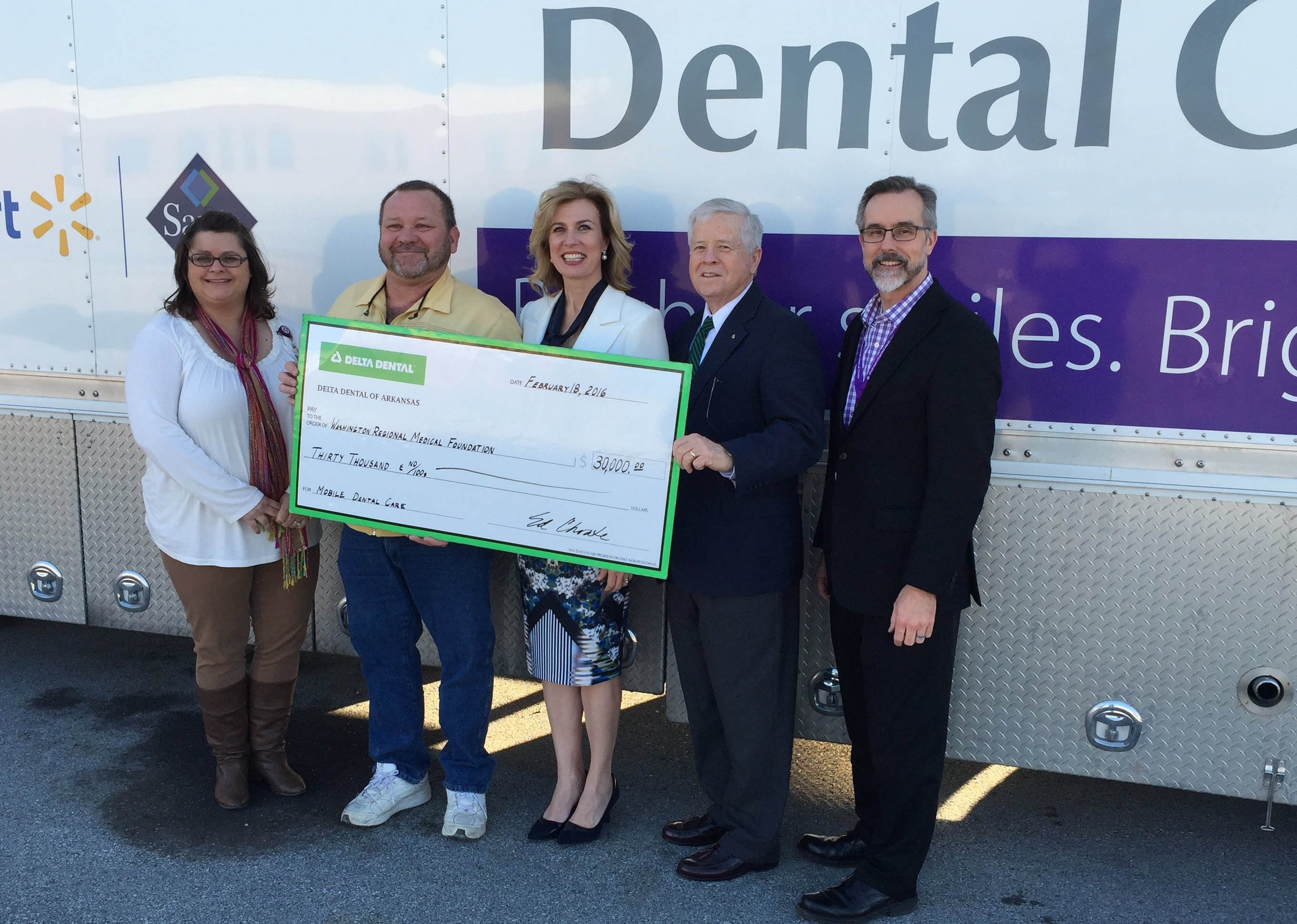 Mobile Dental Clinic Receives Grant | News | Press Releases