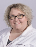 Courtney Burns, APRN, photo